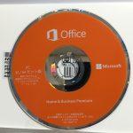Microsoft Office のユーザー・シリアルを変更した。